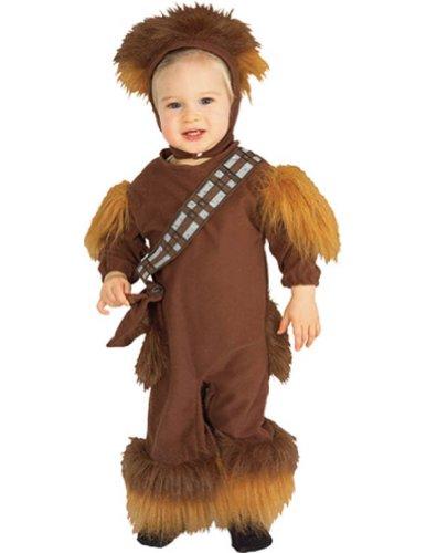 Baby-boys - Chewbacca Toddler Costume Sz 1 To 2 Halloween Costume