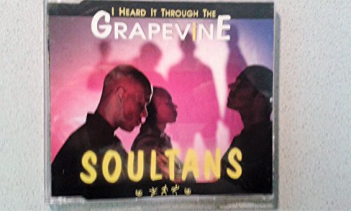 I heard it through the grapevine [Single-CD]