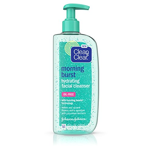 Clean Clear Morning Hydrating Cleanser