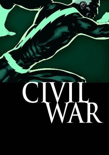 marvel civil war tpb - 5