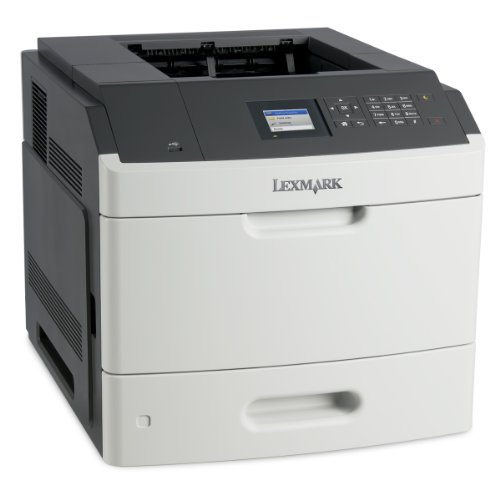 (Lexmark MS810dn MonochromeLaser Printer, Network Ready, Duplex Printing and Professional Features)