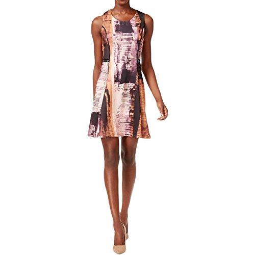 Trim Matte Jersey Dress - 7