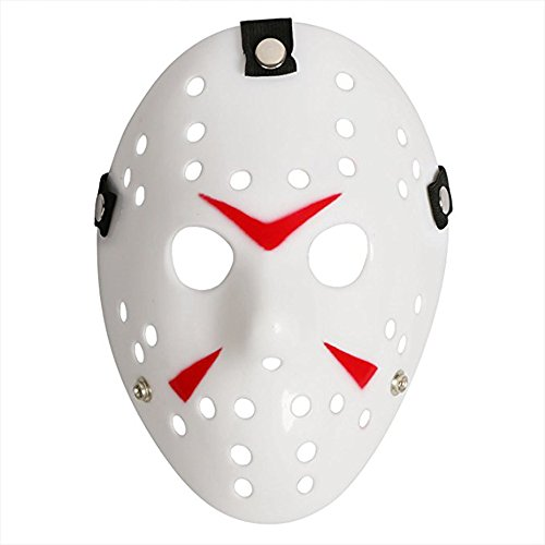 Halloween Mask Cosplay Costume Mask Jason Mask Halloween Party Cool Mask For Kids Adults