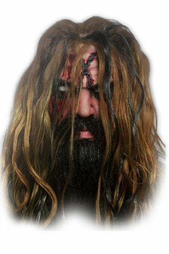 Morbid Enterprises Rob Zombie Mask, Tan, One Size