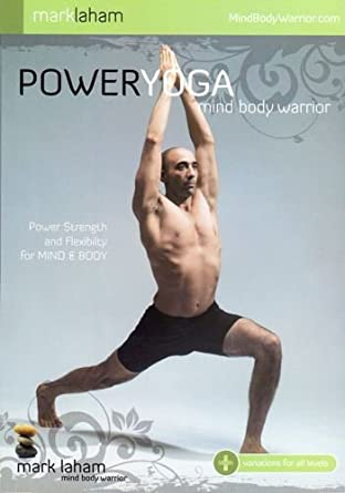 Amazon.com: Power Yoga Mind Body Warrior DVD - Mark Laham ...