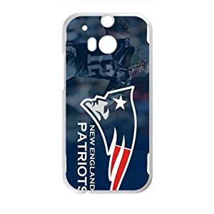 Patriots Logo Hot Seller Stylish Hard Case For HTC One M8