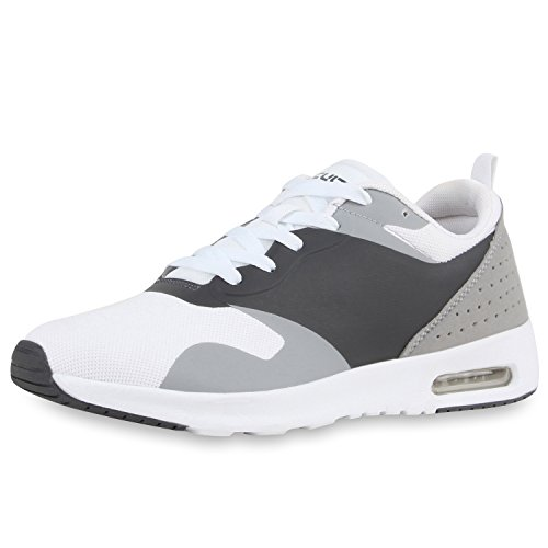 Brooklyn De Course Unisexe Hommes Flandell Paradis Sport Sur Blanc Chaussures Bottes Tailles 6OPwgqHYtn