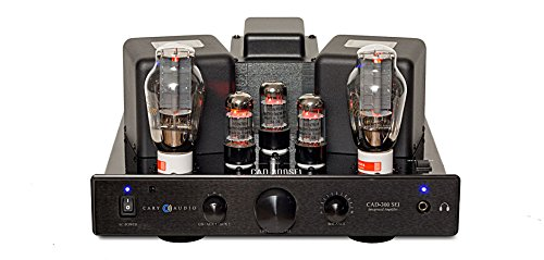 Cary Audio CAD-300SEI Integrated Tube Amplifer (Black) Cary Audio