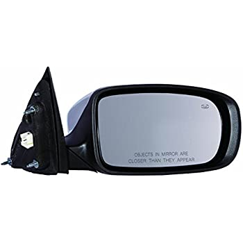 SCITOO Passenger Right Side Mirror Convex Side View Mirror Fits for 2011-2014 CHRYSLER 200 Power Control Heated Manual Folding CH1321328 1SX881X8AC
