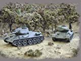 1/72 T-34/85 Soviet Battle Tanks (2), used for sale  Delivered anywhere in USA