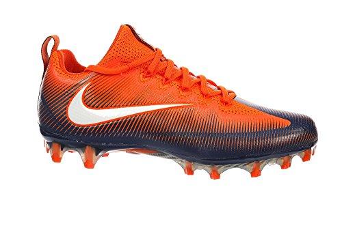 Nike Mens Vapor Untouchable 2 Voetbalcleate College Marine / Wit-briljante Ornge