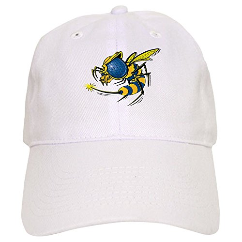 eb3ed6df355 CafePress - Killer Bee 3 - Baseball Cap with Adjustable Closure