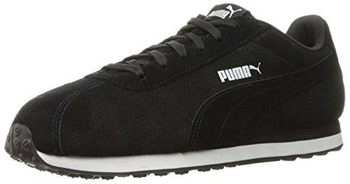 Puma Mens Turin S Fashion Sneaker, Negro BLACK, 45 D(M) EU/10.5 D(M) UK