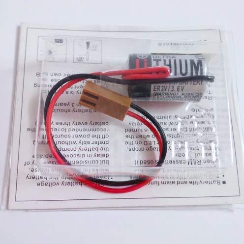 Bateria Toshiba Er3v 3.6v Lithium Plc In Factory Bag