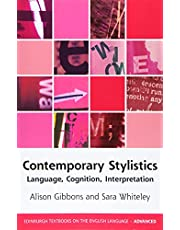 Contemporary Stylistics: Language, Cognition, Interpretation