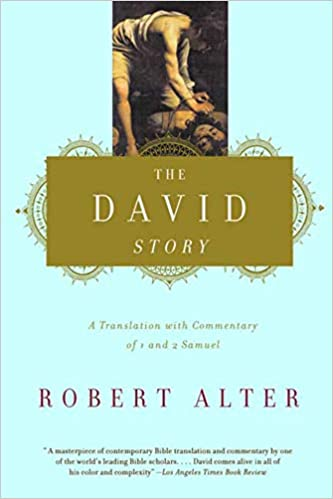 Image result for the book of David robert alter