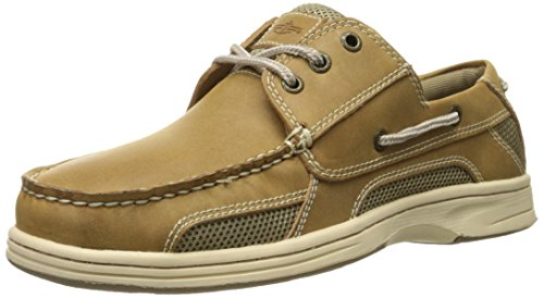 - Dockers Men's Waterview Boat Shoe, Light Tan, 9 M US
