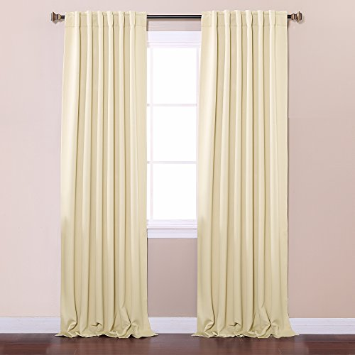 Black curtains 90x90 - StoreIadore