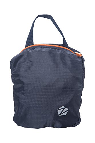 Mountain Warehouse Stuff It Foldable Bag Iris Azul Marino Talla única Iris Azul Marino