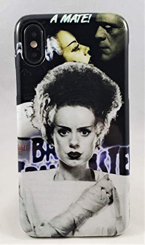 Rogilda10 Bride of Frankenstein Phone Case Compatible with iPhone XR
