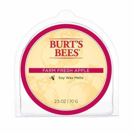 Burts Bees Farm Fresh Apple Soy Wax Melts, 2.5 oz