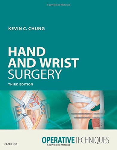 Operative Techniques: Hand and Wrist Surgery, 3e