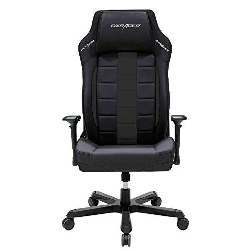 DXRacer OH/BF120/N Ergonomic, Computer Chair for Gaming, Executive or Home Office Boss Series Black