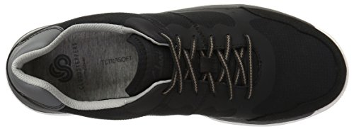 sale official CLARKS Men's Votta Edge Oxford Black/White cheap official site free shipping official 3SVMkydn