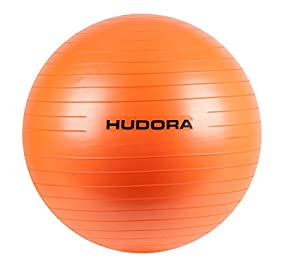 Hudora Fitness Gymnastikball, orange, 65, 76756