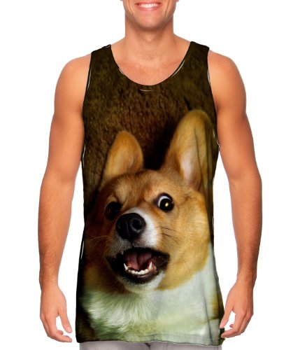 AnimalShirtsUSA Welsh Corgi TShirt Mens product image