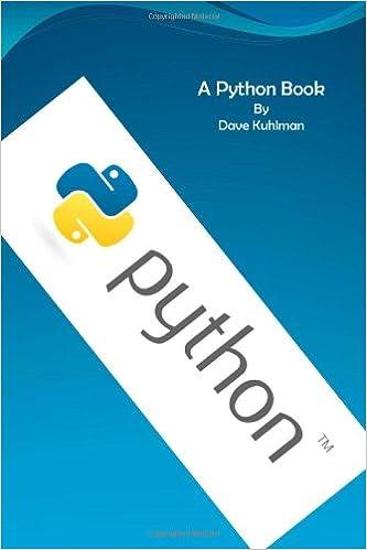 Python Ebook