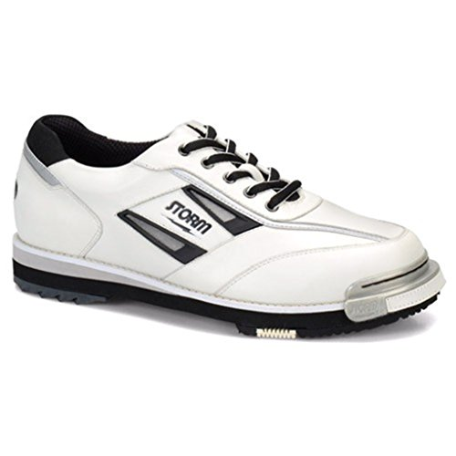 Storm Mens SP2 901 Bowling Shoes (9 1/2 M US, White/Black) by Storm