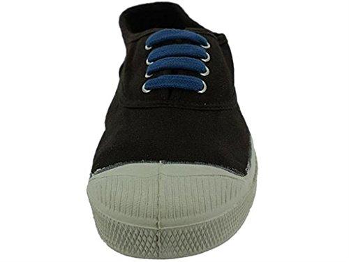Bleu Femme Marron Baskets i81ben040 colorparts Bensimon qItpx