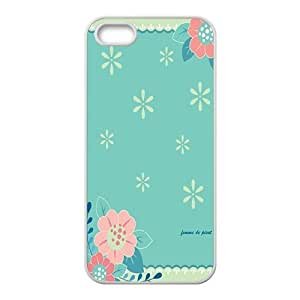 Cute flower cartoon personalized creative custom protective phone Ipod Touch 5