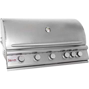 burner built in gas grill rear infrared type best oven and grills clearance white