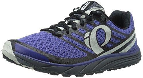 Pearl Izumi Womens Em Trail N1 V2 Trail Running Scarpa Profondo Glicine / Nero