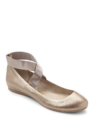 Jessica Simpson Donna Mandays Balletto Oro Piatto / Multi