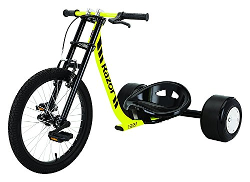 3 Wheel Drifting Scooter Drift-Trike DXT Bike Adult Go Kart Tricycle Teens Race