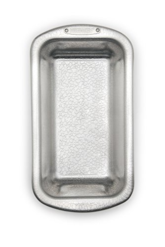 Doughmakers 10551 Loaf Pan Commercial Grade Aluminum 8.5