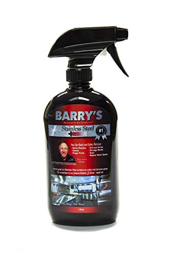 (Barry's Restore It All Products - Stainless Steel Rescue Spray (16oz.))