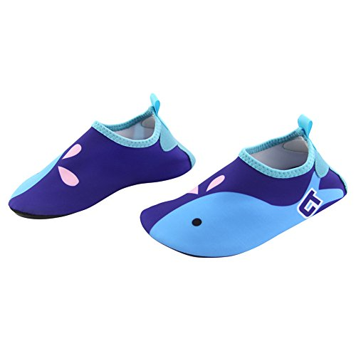 für Schwimmen Shoes Wasserschuhe Kiner Yoga Surf Blau Strand Aqua DrCosy Unisex qxnTXwWSW