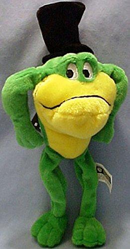 Warner Brothers Studio Store Bean Bags Plush Michigan J. Frog Stuffed Animal ()