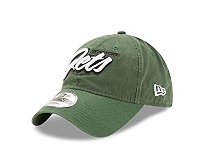 NFL Core Script 9Twenty Adjustable Cap from New Era Cap Company
