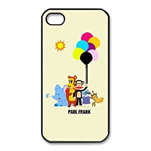 iphone4 4s phone cases Black Paul Frank fashion cell phone cases HYTE5060490