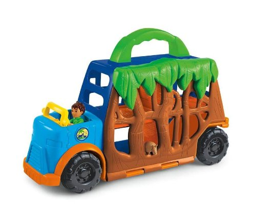 - Fisher-Price Diego Animal Transport