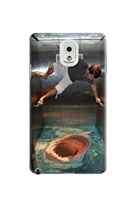 LarryToliver The Customizable 3D Art Background image Case for samsung note 3, Retail Packaging #5