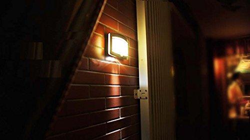 Luxury Aluminum Case Wireless Stick Anywhere Battery Powered Motion Sensor Lights/Wall Sconce/Spot Lights/Hallway Night Light by Hallomall (Image #5)