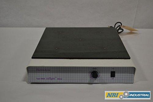 Thermolyne Type (THERMOLYNE S45625 CELLGRO MAGNETIC STIRRER MIXER SYSTEM TYPE 45600 D201631)
