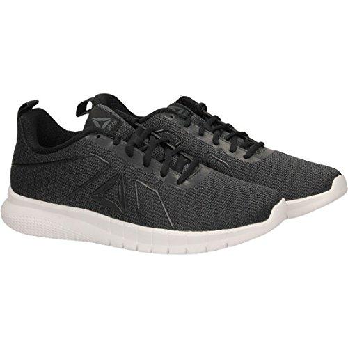 Reebok Reebok Instalite Pro HTHR–Sneaker, Herren, Grau–�?Coal/Black/White)