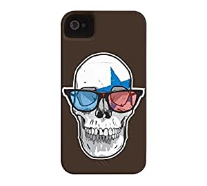 3D Star Punk Apple Iphone 5C Case Cover Bistre Barely There Phone Case - Design By Humans